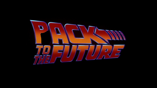 Pack-to-the-future