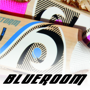 Blueroom Custom Bats