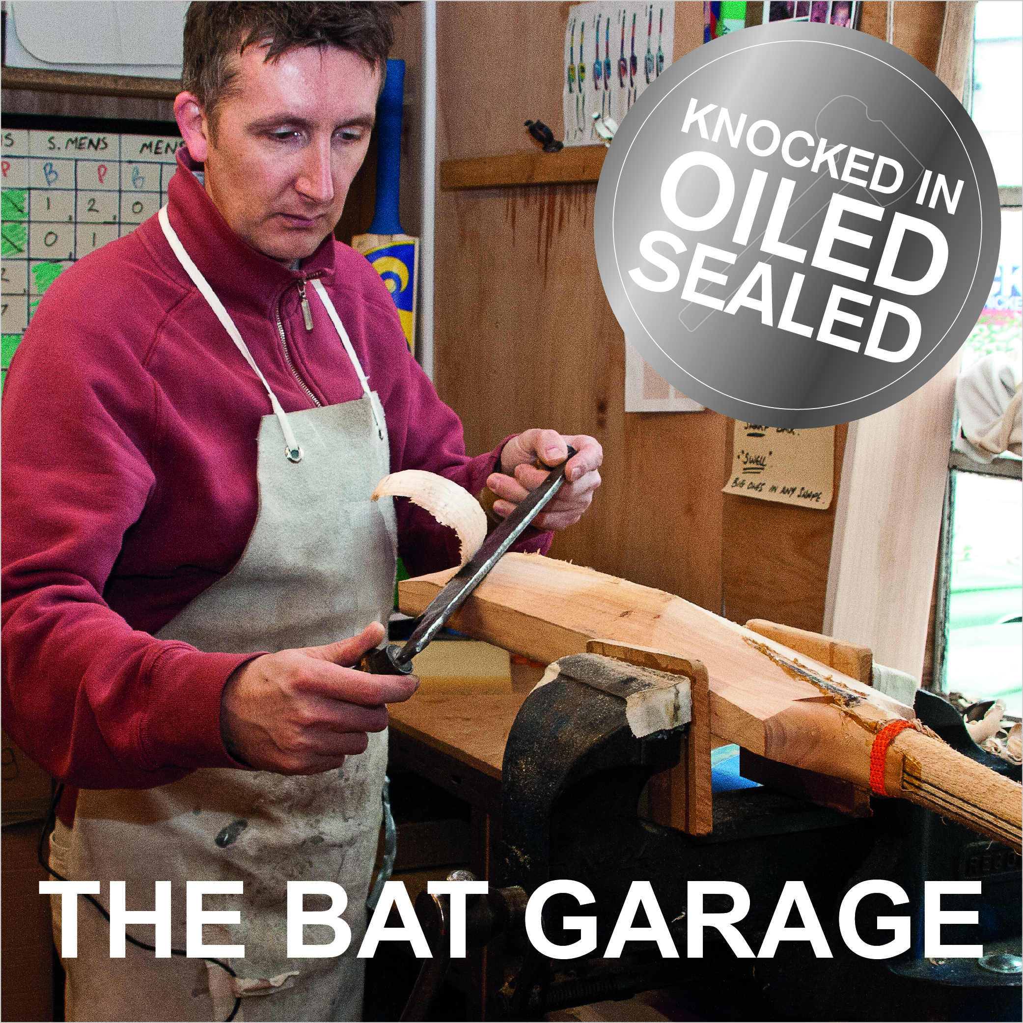 The Bat Garage