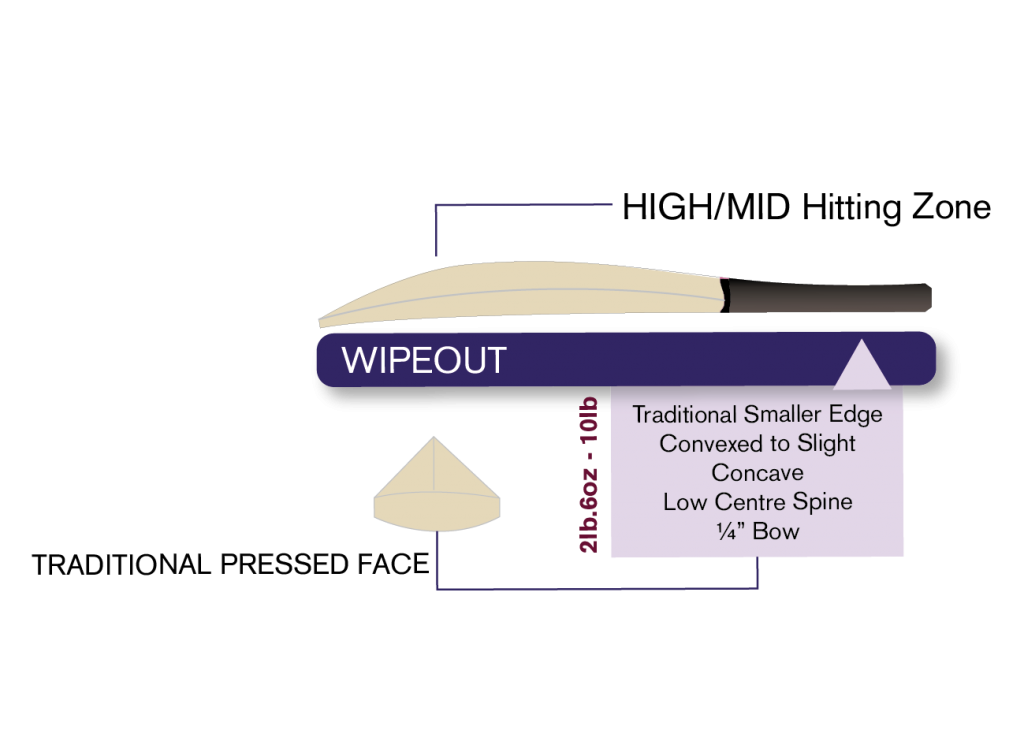 Blueroom Wipeout Bat