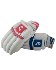 Storm Gloves Blue Pink
