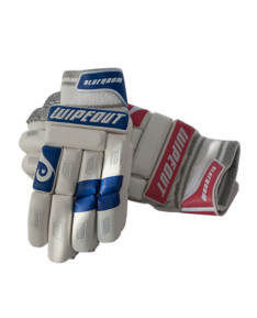 Wipeout Gloves Blue Pink